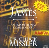 The Book of James - An Expositional Commentary on CD with CD-ROM