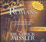 The Book of Romans - An Expositional Commentary on CD with CD-ROM