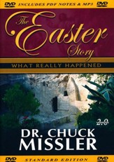 The Easter Story: What Really Happened, DVD