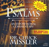 The Book of Psalms - An Expositional Commentary on CD with CD-ROM