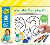 Crayola, My First Crayola Washable Stamping Kit