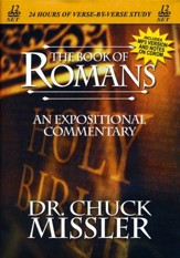 The Book of Romans - An Expositional Commentary on DVD with CD-ROM - Slightly Imperfect
