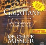 The Book of Galatians - An Expositional Commentary on CD with CD-ROM