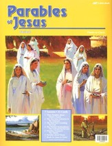 Abeka Parables of Jesus 2 Flash-a-Card Set