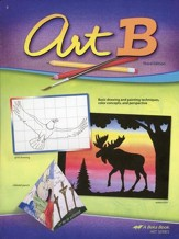 Abeka Art B, Third Edition