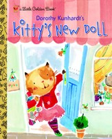 Kitty's New Doll - eBook