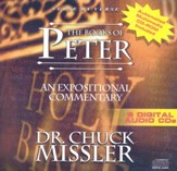 The Books of Peter I II - An Expositional Commentary on CD with CD-ROM