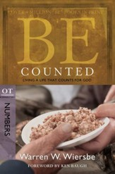 Be Counted: Living a Life That Counts for God - eBook