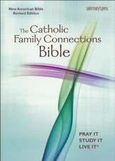 NABRE Catholic Family Connections Bible  - Slightly Imperfect