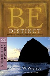 Be Distinct: Standing Firmly Against the World's Tides - eBook