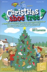 The Christmas Shoe Tree (Choral Book)