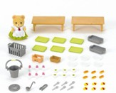 Calico Critters, School Lunch Set