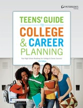 Teens' Guide to College & Career Planning 11th Edition - eBook