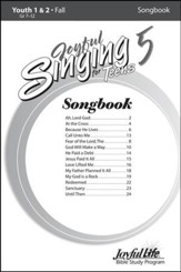 Joyful Singing for Teens #5 Songbook