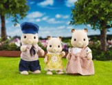 Calico Critters, Fluffy Hamster Family