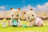 Calico Critters, Fluffy Hamster Twins