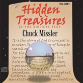 Hidden Treasures - unabridged audio book on CD