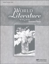 World Literature Quizzes/Tests
