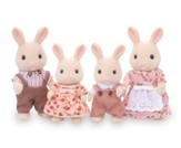 Calico Critters, Calico Critters, Sweetpea Rabbit Family