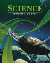 Abeka Science: Order & Design