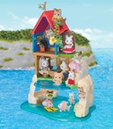 Calico Critters, Secret Island Playhouse