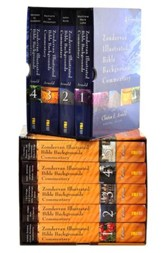 Zondervan Illustrated Bible Backgrounds Commentary Old & New Testaments, 9 Hardcover Volumes