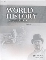 Abeka World History and Cultures Quizzes