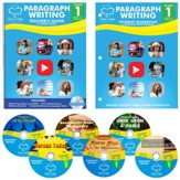 Flight 1: Paragraph Writing Teacher's Kit (DVDs, Guide & Student Workbook)