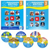 Flight 2: Paragraph Writing Teacher's Kit (DVDs, Guide  & Student Workbook)