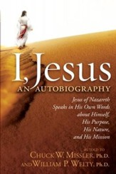 I, Jesus: An Autobiography