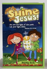 Time to Shine Activity Book