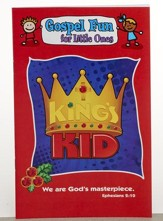 King's Kid Gospel Fun Activity Book