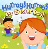 Hurry! Hurry! It's Easter Day, Board Book