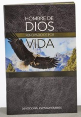 Man of God, Softcover Devotion Book, Spanish