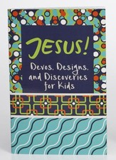 Jesus Activity Book