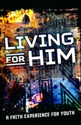 Living for Him Activity Book