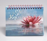 Be Still and Know Flip Book