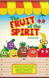 The Fruit of the Spirit Activity Book