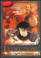 Evolution: The Grand Experiment, Episode 1 DVD