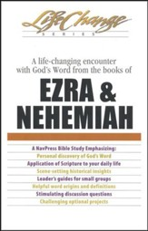 Ezra & Nehemiah, LifeChange Bible Study
