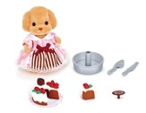 Calico Critters, Cake Decorating Kit
