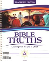 BJU Bible Truths Level A (Grade 7), Teacher's 3rd Edition