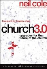 Church 3.0: Upgrades for the Future of the Church - eBook