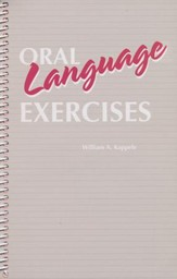 Abeka Oral Language Exercises--Grades 4 to 6