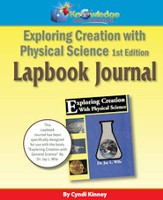 Apologia Exploring Creation With Physical Science 1st Ed Lapbook Journal - PDF Download [Download]