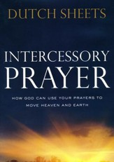 Intercessory Prayer DVD, repackaged edition