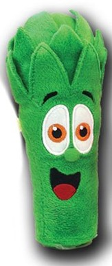 VeggieTales Bean Plush, Junior