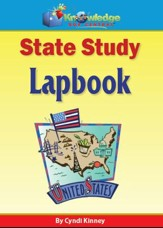 State Study - Any State Lapbook - PDF Download [Download]