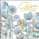Images of Grace: An Inspirational Coloring Book (slightly imperfect)