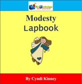 Modesty Lapbook - PDF Download [Download]